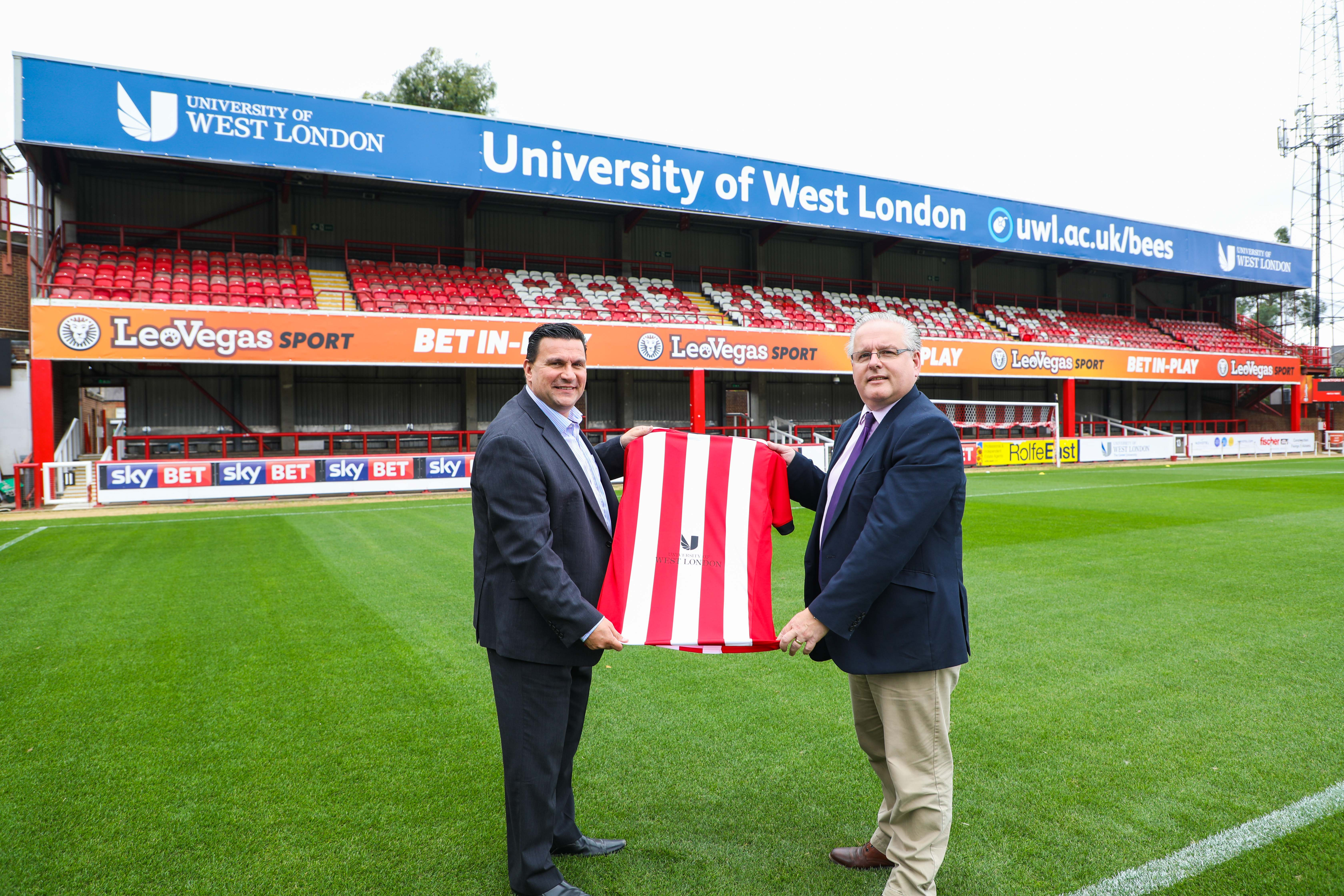 27755d1dd New UWL and Brentford FC partnership is a perfect match