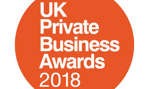 private business awards